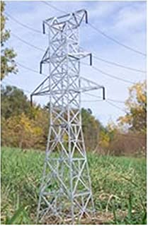 Osborn Models N Scale HYDRO ELECTRIC TOWERS Set of 2 EZ Assembly Kit New Item RRA3080