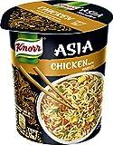 Knorr Asia Snack Chicken taste Noodles, 8 x 65 g (Lebensmittel & Getränke)
