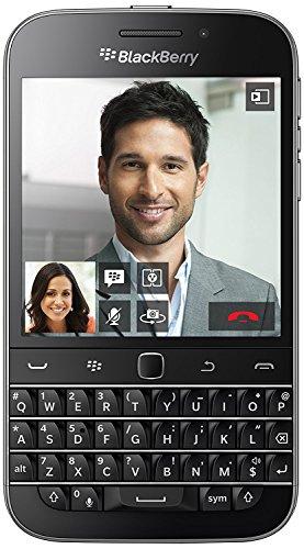 Blackberry Classic SQC100-1 - Smartphone con Pantalla de 4.3