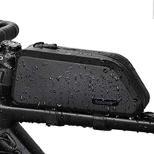 rhinowalk bike frame bag bicycle