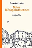 Notes mésopotamiennes