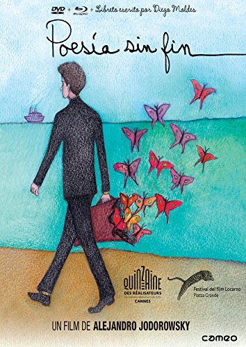 Poesía sin fin - DVD+BD+libreto - Edición especial -