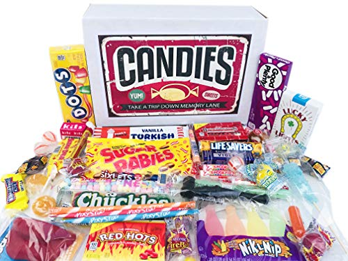 Woodstock Candy Classic Old Fashioned Vintage Candy Assortment for Birthday Party Celebration, Get...