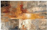 抽象壁アートキャンバスは壁に現代のキャンバスアートの絵画を印刷しますキャンバスの写真リビングルームの壁の装飾壁の装飾写真/20X30Cmフレームなし