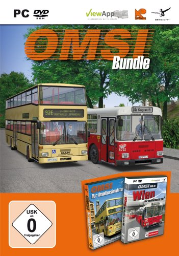 OMSI (Der Omnibussimulator + Add-on Wien)