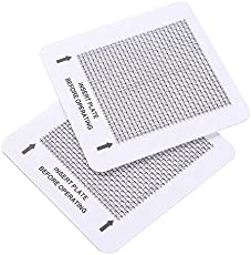 """Yescom 2 Pack Ceramic Ozone Plates for Popular Home Air Purifiers 4.5\\"""" x 4.5\\"""" Air Fresh Replacement Parts"""