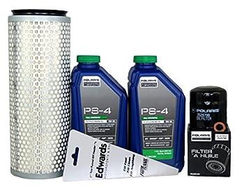 2013 Ranger 500 Midsize Genuine Polaris Oil Change and Air Filter Kit