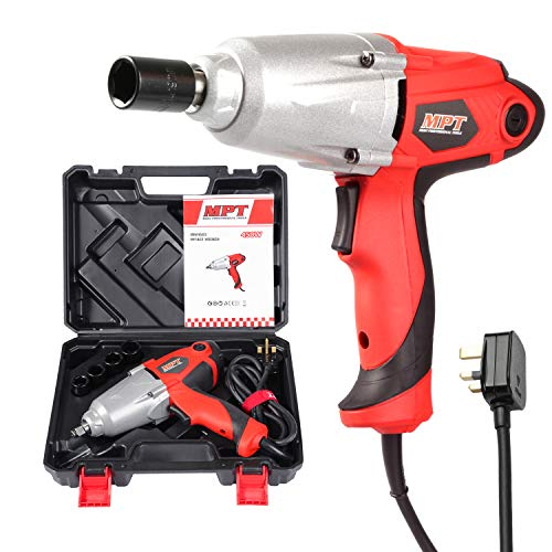 450W Electric Impact Wrench Driver - Electric Impact Wrench – ½ inch...