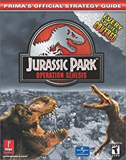 Jurassic Park: Operation Genesis (Prima's Official Strategy Guide)