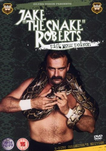 "Jake ""The Snake"" Roberts - Pick Your Poison [Reino Unido] [DVD]"