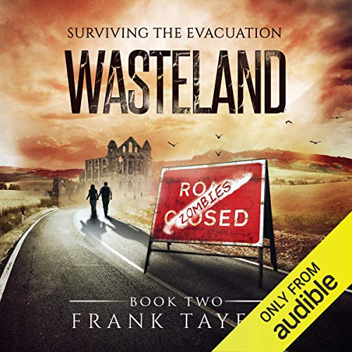 Surviving the Evacuation, Book 2: Wasteland cover art