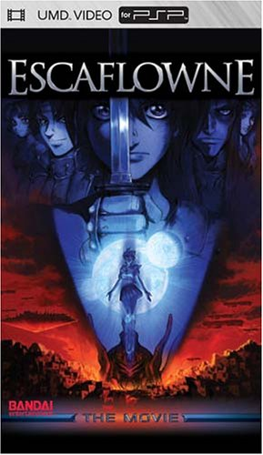 Escaflowne: The Movie [UMD for PSP]