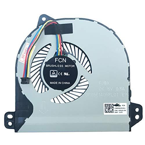 (GPU Version) Lüfter Kühler Fan Cooler kompatibel für Asus ROG GX700VO-1A, GX700VO-GC009T, G701VO-1A, ROG G701VI-1A, G701VI-XS72K, G701VI-XS72K, G701VIK-BA051T
