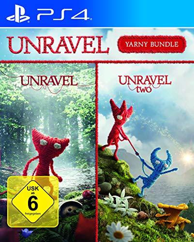 Unravel - Yarny Bundle - PlayStation 4 [Importación alemana]