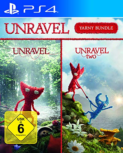 Unravel - Yarny Bundle - [PlayStation 4]