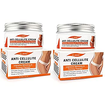 Slimming Hot Cream 2 Pack Belly Stomach Fat Burners Cellulite Hot Cream for Belly Fat Burner Waist Buttocks Thighs and Arms Flat Belly Firming Skin Tightening Body Massage Cream Lose Weight Fast for Men Women - 100g 3.52 oz