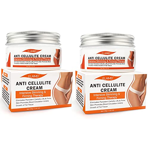 Slimming Hot Cream 2 Pack, Belly Stomach Fat Burners Cellulite Hot Cream for Belly Fat Burner Waist, Buttocks, Thighs and Arms, Flat Belly Firming Skin Tightening Body Massage Cream, Lose Weight Fast for Men Women - 100g, 3.52 oz