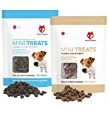 <span class='highlight'>Healthy</span> <span class='highlight'>Hounds</span> Mini Treats 500g 1 x Poultry, 1 x Fish | <span class='highlight'>Healthy</span> Training Treats <span class='highlight'>for</span> <span class='highlight'>Dogs</span> | Grain Free | Hypoallergenic | Made in the UK