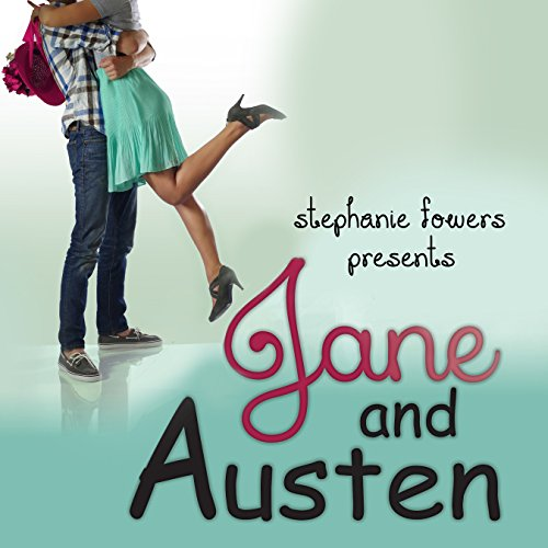 Jane and Austen audiobook cover art