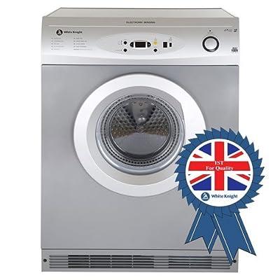 White Knight C86AS 6kg Sensing Vented Tumble Dryer