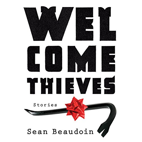Welcome Thieves audiobook cover art