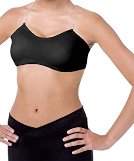 c70a5bd78b Body Wrappers 274 Womens  Under Wraps Padded Convertible Halter Tank Bra