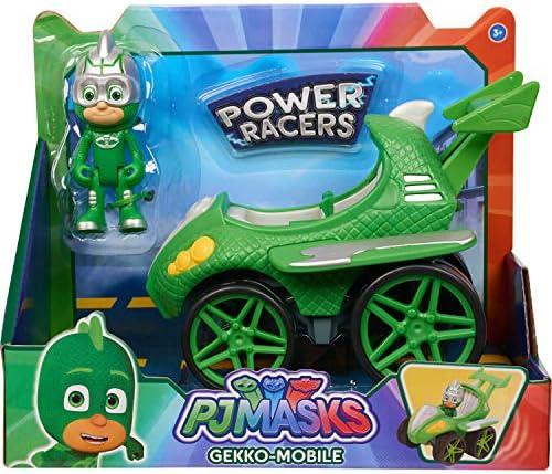 PJ Masks - Vehículo turbo Gekko Power Racers (Bandai 95388 ...