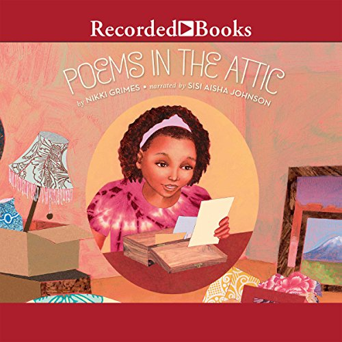 Poems in the Attic audiobook cover art