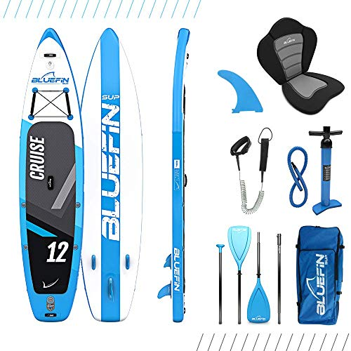 "Bluefin Cruise SUP Board Set | 12"" Touring SUP"