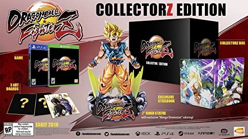 Dragon Ball FighterZ Collectorz Edition PlayStation 4 product image