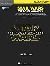 Hal Leonard Instrumental Play-Along: Star Wars - The Force Awakens (Clarinet) (Book/Online Audio)
