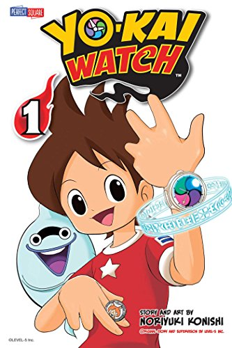 YO-KAI WATCH, Vol. 1 (1)
