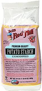 Bob's Red Mill Potato Starch, 24 Oz (4 Pack)