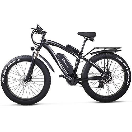 E-Bike Elektrofahrrad 1000W 26 * 4.0...