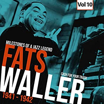 Milestones of a Jazz Legend - Fats Waller, Vol. 10