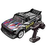 WGFGXQ Drift RC Car, 30 KM/H High Speed Racing Rally Car con Luces Delanteras, 1:16 2.4G Ready to Run RC Cars para Adultos