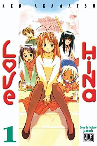 Love Hina, tome 1