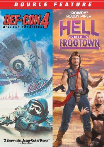 Def-Con 4 & Hell Comes To Frogtown [Edizione: Stati Uniti]