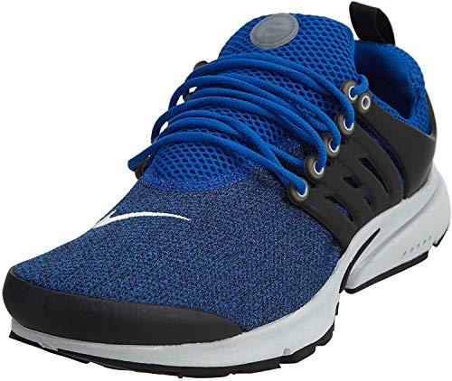 Nike Herren Air Presto Essential Blau Mesh Sneaker 40
