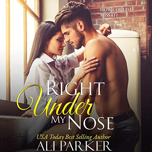 Right Under My Nose: A Billionaire Single Father Love Story                   By:                                                                                                                                 Ali Parker                               Narrated by:                                                                                                                                 Lacy Laurel,                                                                                        Gregory Salinas                      Length: 12 hrs and 16 mins     2 ratings     Overall 3.0