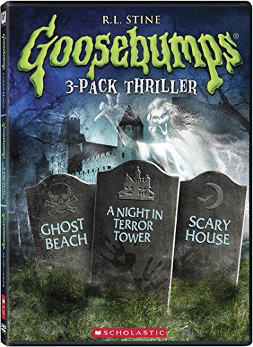 Goosebumps: Scary House / Ghost Beach / a Night
