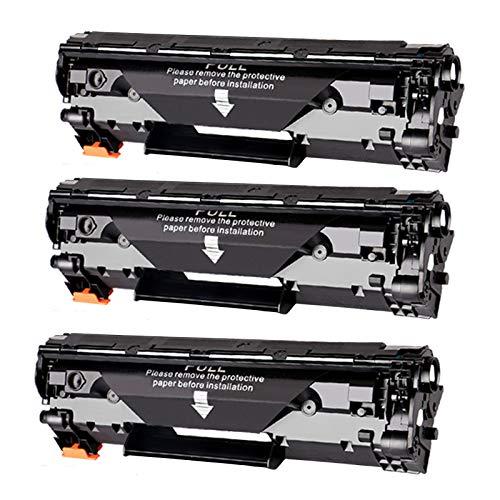Reemplazo compatible del cartucho de tóner CC388A, para impresora láser Hp M1136 M126a P1108 P1106 88A