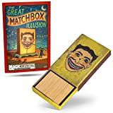 Magic Makers The Match Box Penetration Magic Trick
