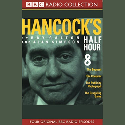 Hancock's Half Hour 8 cover art