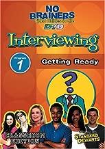 Standard Deviants School: No-Brainers on Interviewing - Program 1 - Getting Ready