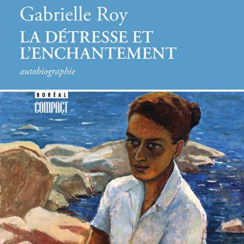 La détresse et l'enchantement [The Distress and the Enchantment] audiobook cover art