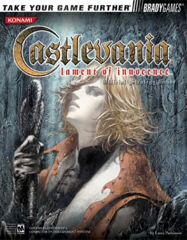 Castlevania: Lament of Innocence : Official Strategy Guide