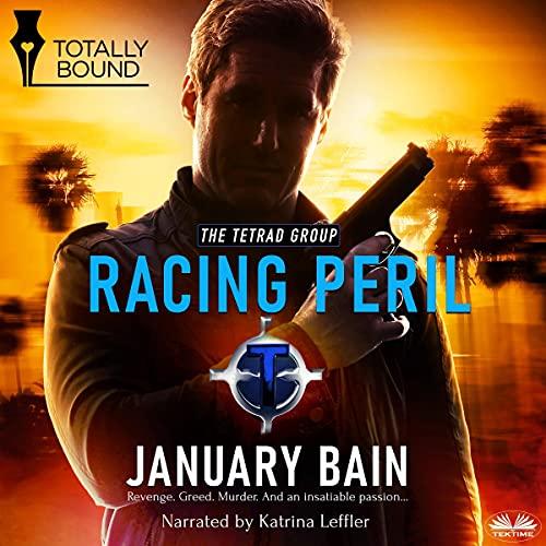 Racing Peril cover art