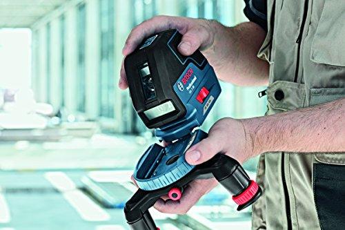 Bosch Professional LINEL 0601063800 +GLL 3-50 Linelaser, Karton, 1.5 V