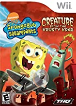 SpongeBob SquarePants: The Creature from the Krusty Krab for Nintendo Wii by THQ